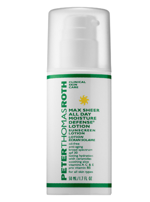 Peter Thomas Roth  - All Day Moisture Defense Lotion SPF 30 Sunscreen Lotion