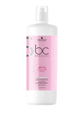 BC BONACURE  pH4.5 COLOR FREEZE SILVER  SH. 1L