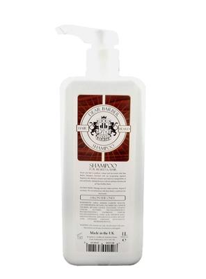 Dear Barber Shampoo - Σαμπουάν Για Γενειάδες & Μαλλιά (1000ml)
