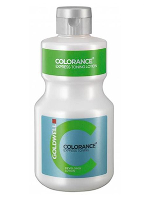 GOLDWELL EXPRESS COLORANCE TONING LOTION 1L