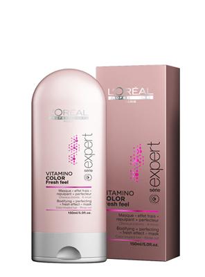 L'Oreal Professionnel Vitamino Color Fresh Feel Masque (150ml)