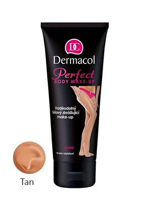 DERMACOL PERFECT BODY MAKE UP TAN 100ml