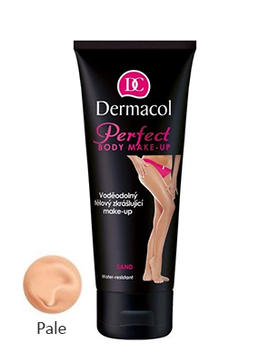 DERMACOL PERFECT BODY MAKE UP PALE 100ml