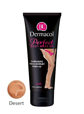 DERMACOL PERFECT BODY MAKE UP DESERT 100ml