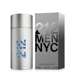 Carolina Herrera - 212 Men NYC Eau de Toilette (100ml)