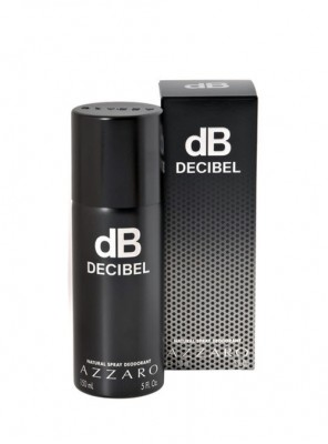 Azzaro - dB Decibel Deodorant Spray (150ml)